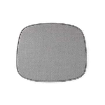 Seat Cushion for Form Chair by Normann Copenhagen in Grey