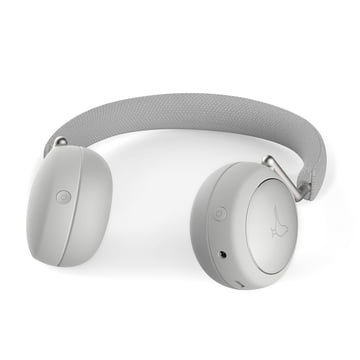 Libratone - Q Adapt Wireless ANC On-Ear Headphones in Cloudy White