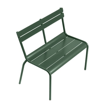 Luxembourg Kid Children's Bench by Fermob in Cedar Green