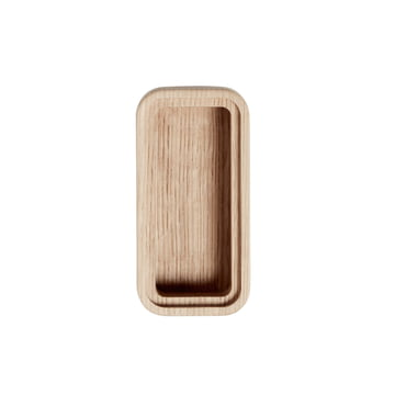 Create Me Box 6 x 12 cm by Andersen Furniture out of Oak with 1 Compartment