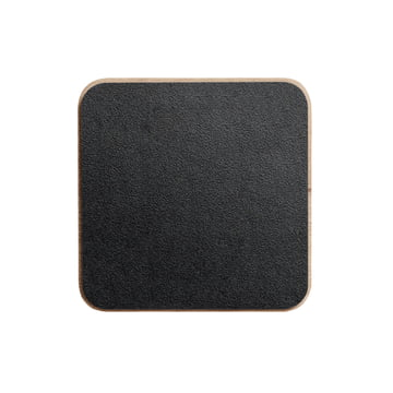 Create Me Lid for Box 12 x 12 cm by Andersen Furniture in Diamond Black