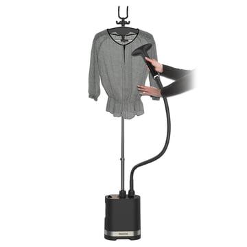 Unilys steamer by SteamOne in black