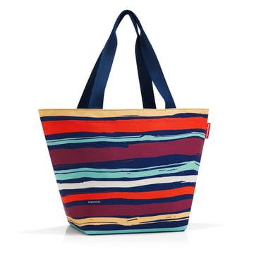 reisenthel - shopper M, artist stripes