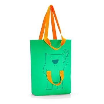 familybag by reisenthel in summer green