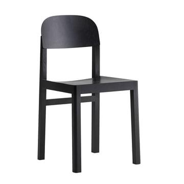 Muuto - WorkShop Chair, black