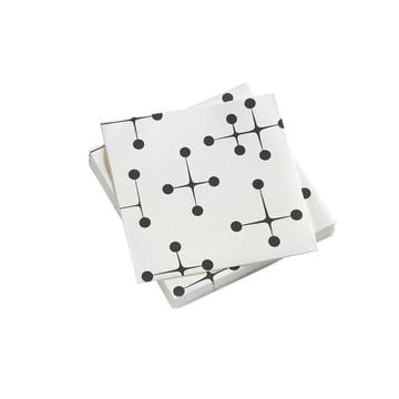 Paper Napkins small, Dot Pattern light by Vitra