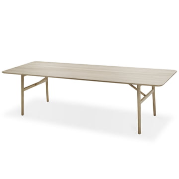 Hven dining talbe 94 x 260 cm by Skagerak out of oak wood