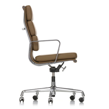 Soft Pad Chair EA 219 Office Chair by Vitra
