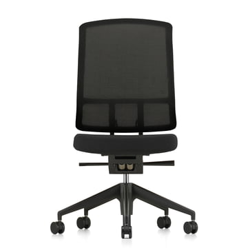 AM Chair by Vitra without armrests