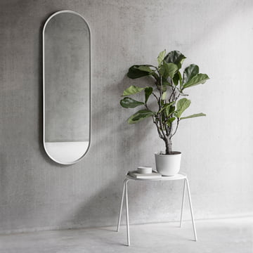 Oval Wall Mirror by Menu