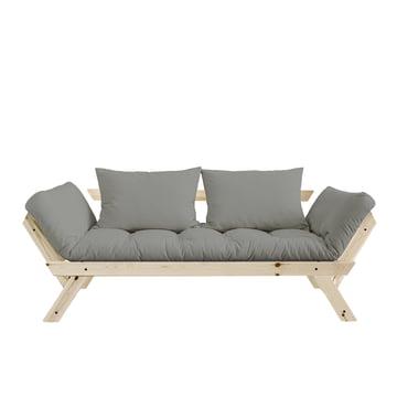 Bebop Sofa by Karup in natural pine/grey - 746