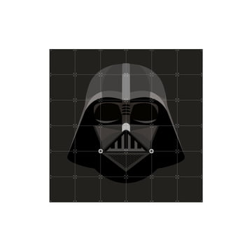 Stormtrooper / Darth Vader by IXXI