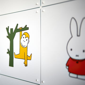 Miffy at the Zoo by IXXI from the children collection