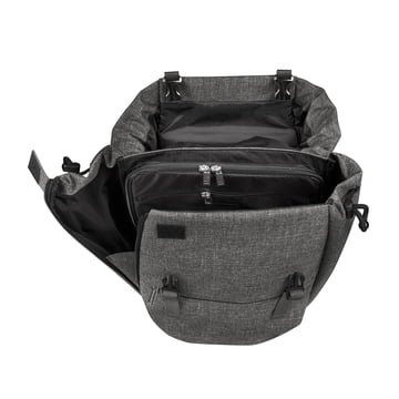 Herttoniemi Backpack by Marimekko in Grey