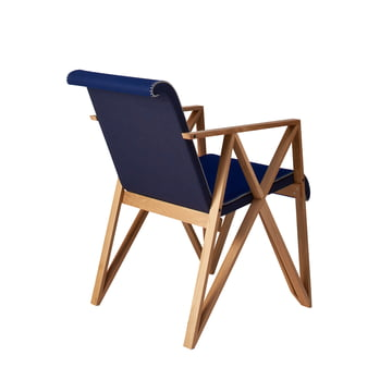 Spectrum - Gerrit Rietveld Armchair for Metz&Co, Divina 3 (791) / Remix 2 (773) Basis