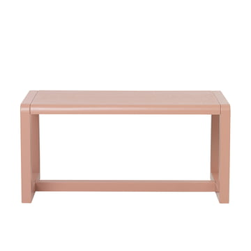 Little Architect Bench by ferm Living in Pink