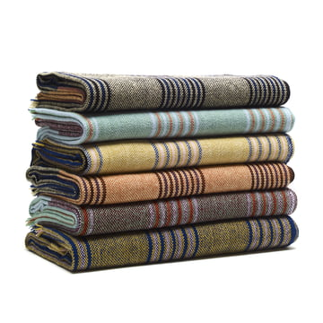 Mulera blanket by ames in various colors