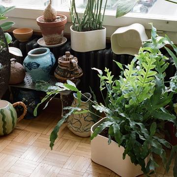 Riihitie planter (form A) by Artek
