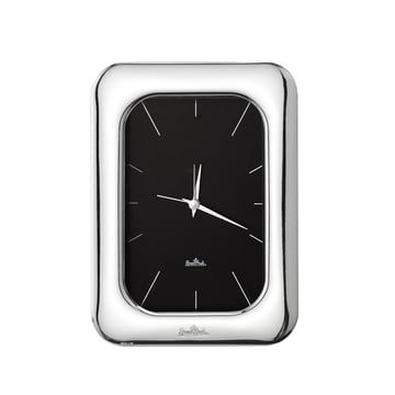 Finesse Table Clock by Rosenthal