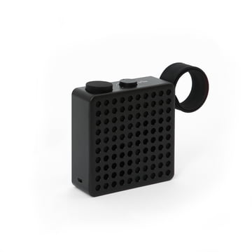 The Monkey - Radio / Speaker by Palomar in Black
