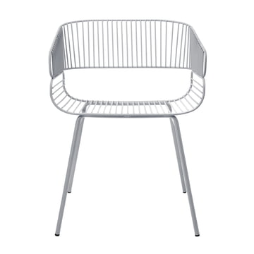 Trame Chair by Petite Friture in Grey