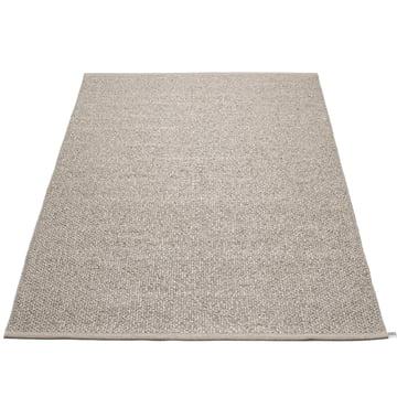 Pappelina - Svea rug, 180 x 260 cm, mud metallic / mud