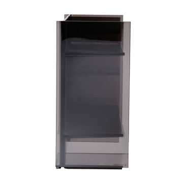 Kartell - Sound-Rack storage unit, smoke