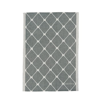 Rex Kitchen Towel by Pappelina 46 x 66 cm in Charcoal