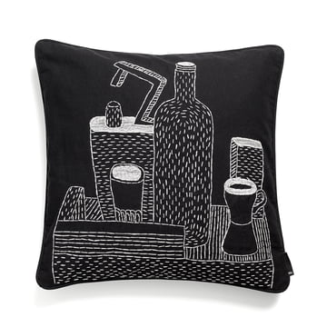Embroidered Cushion 50 x 50 cm by Hay in Bottle