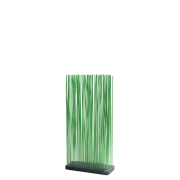 Sticks Folding Screen H 120 cm by Extremis in Green