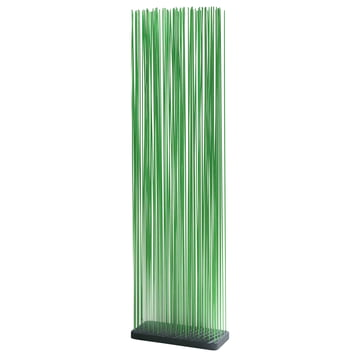 Sticks Folding Screen H 210 cm by Extremis in Green