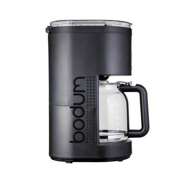 Bistro Electric Coffee Maker by Bodum in black