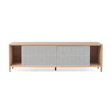 Hartô - Gabin Sideboard 162 cm, light grey (RAL 7035)