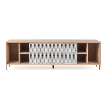 Hartô - Gabin Sideboard 162 cm, light grey (RAL 7035)