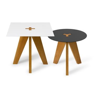 Sissi & Franz Side Tables by Auerberg