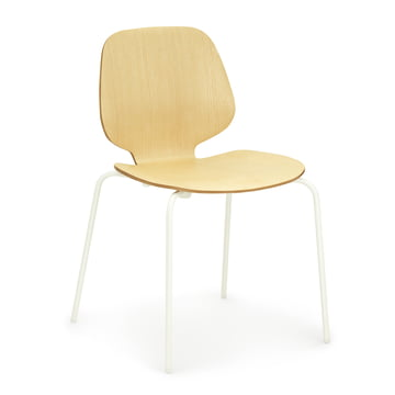 Normann Copenhagen - My Chair, ash / white