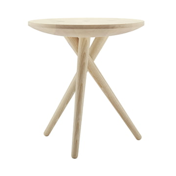Side Table 1025 by Thonet in Oiled Ash
