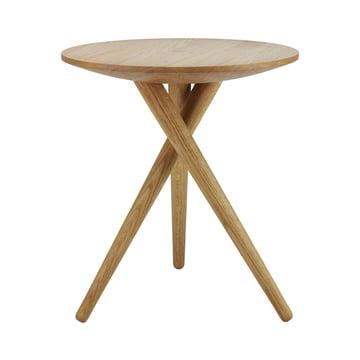 Side Table 1025 by Thonet in oiled oak