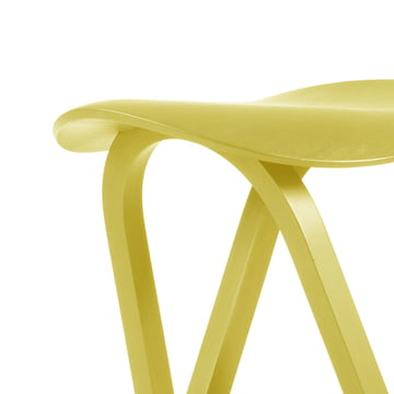 The 404 H Bar Stool by Thonet