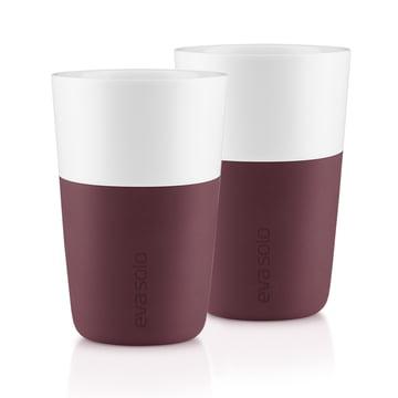 Eva Solo - Cafe Latte (Set of 2), dark burgundy