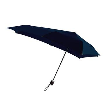 Senz - Manual Umbrella, midnight blue