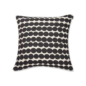 Räsymatto Cushion Cover 50 x 50 cm by Marimekko in Gray / White