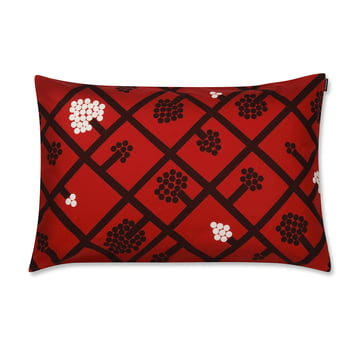 Spaljé Cushion Cover 40 x 60 cm by Marimekko in Red