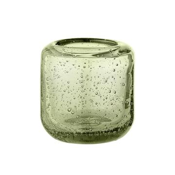 Tealight Holder Ø 7 cm by Bloomingville in Green