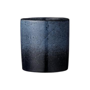 Bloomingville - Terracotta Flower Pot, blue