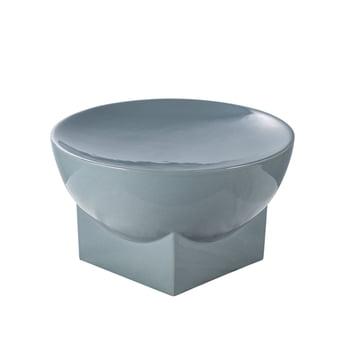 Mila Bowl Large, H 16 x Ø 28 cm, Grey