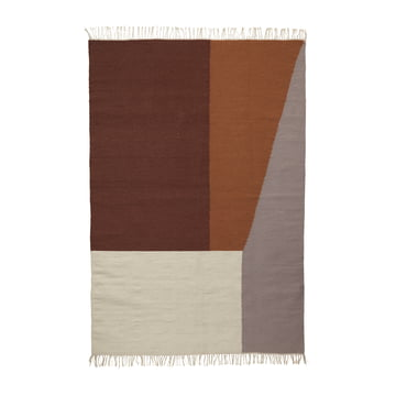 Kilim Rug Borders Large by ferm Living