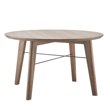 Thonet - S 1860 Coffee Table, oiled walnut