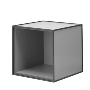 by Lassen -  Frame Cabinet 28, dark gray