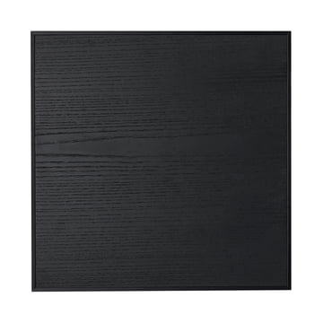Remind Message Board 42 x 42 cm from byLassen in Black